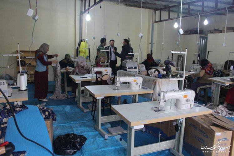 کارگاه تولیدی